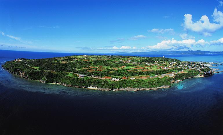 古宇利島について